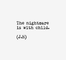 Nightmare by Johnathan Hawke