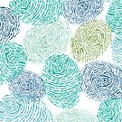 Fingerprints pattern by oksancia