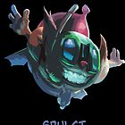 League of Legends Special Order - Party Pool Ziggs Spulet by JellyBeanie