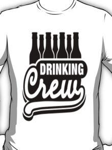 Drinking Crew T-Shirt