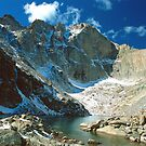 Chasm Lake by Eric Glaser
