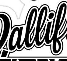 Property of Gallifrey Timelords Football Club Sticker