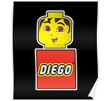 Diegoman  Poster