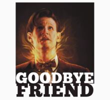 Doctor Who - Goodbye Matt Smith, Regeneration by drunkenazteca