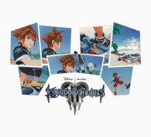 Kingdom Heart II  by richardoh