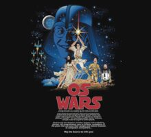 OS Wars by nonsoloart