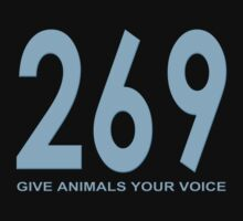 269 - give animals your voice by fuxart
