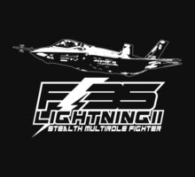 F-35 Lightning II by deathdagger
