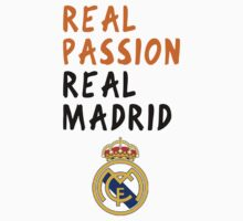 Real Passion Real Madrid by refreshdesign