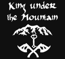 King under the mountain by Kirdinn