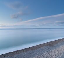Weybourne - long exposure by jongibbs