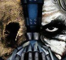 Batman Tribute Sticker
