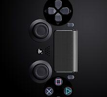 PS4 Controller  by sando91
