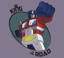 Optimus Prime - King of the Road (punch) by NDVs
