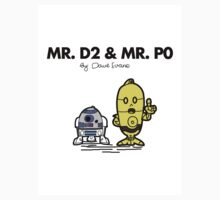 Mr D2 & Mr P0  by TopNotchy