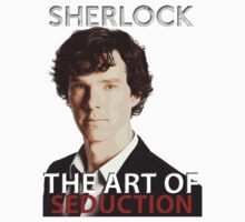 Sherlock - The Art Of Seduction by Tob3ster97