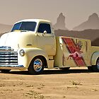 1953 Chevrolet 5700 COE 'Car Hauler' by DaveKoontz
