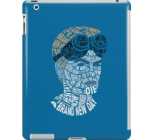 Doctor Horrible iPad Case/Skin