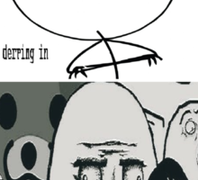The Troll Crew Sticker