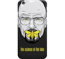 The Silence of the Labs iPhone Case/Skin