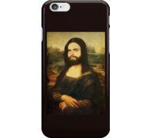 Mona-Lisa Galifianakis iPhone Case/Skin