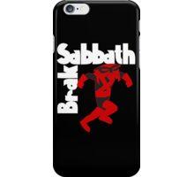 Brak Sabbath iPhone Case/Skin
