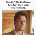 Gary Oldman as 'Norman Stansfield' on Beethoven by hungrypeople