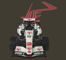 BAR Honda f1 team 2004 by beukenoot666