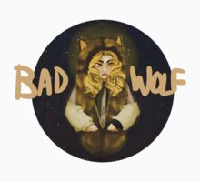 THE BAD WOLF by Uccellino
