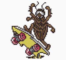 """Rad"" Roach by Beel-Zebub"