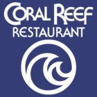 Coral Reef Restaurant Seas White by AngrySaint