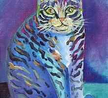 Little kitty by Karin Zeller