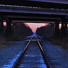 bridges and tracks by cliffordc1