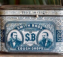 Smith's Cough Drops ... price 10c by Rosalie Dale