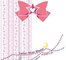 Sailor CHIBI MINI MOON Lolita Bishoujo Senshi by kinxx