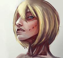 Female Titan by Cptninja