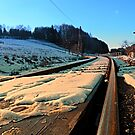 Winter rails by Patrick Jobst
