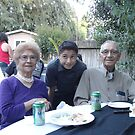 Great Gramma and Grampa with Jacob by Reynaldo