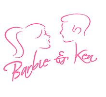 Barbie and ken by letthemeatgas