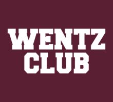 Wentz Club - White by Laura Arteaga
