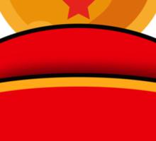 Son Gohan's Hat Sticker