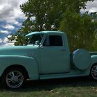 1952 GMC Pickup Truck by TeeMack