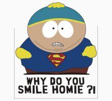 Cartman - tshirt superman by Calliste