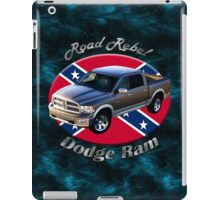 Dodge Ram Truck Road Rebel iPad Case/Skin