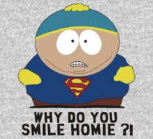 Cartman - superman by Calliste