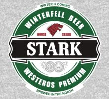 Stark Premium Beer by KZADesign