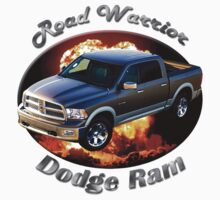 Dodge Ram Truck Road Warrior by hotcarshirts