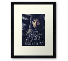 Kili - The Hobbit the desolation of Smaug Framed Print