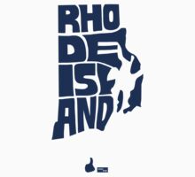 Rhode Island State Type by seanings