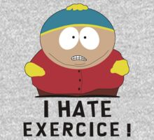 Cartman - I hate exercice by Calliste